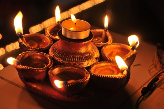 Indian Candles