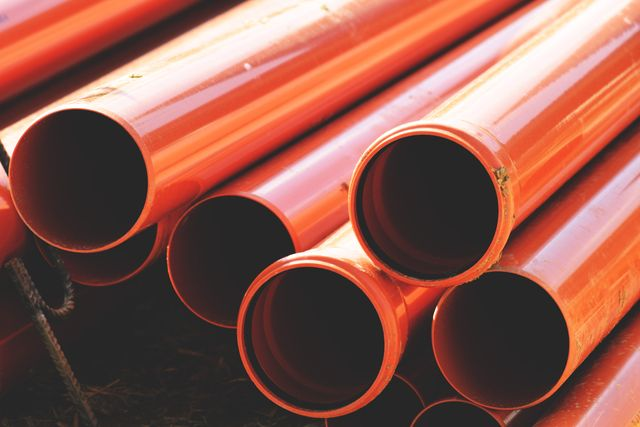 Construction Pipes