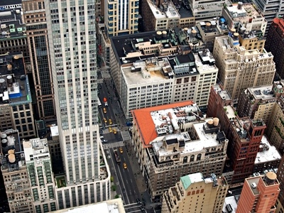 Aerial View Photography of Buildings
