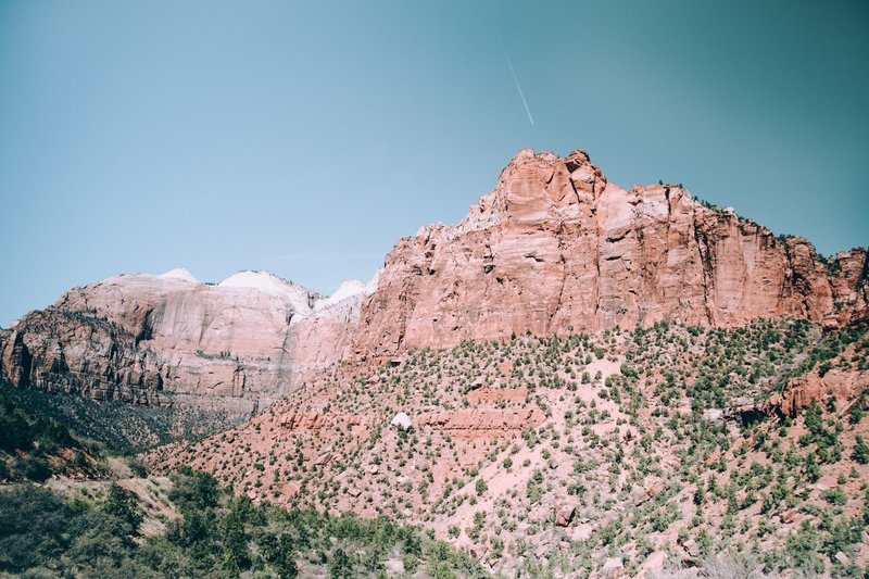 Arizona Desert Cliffs