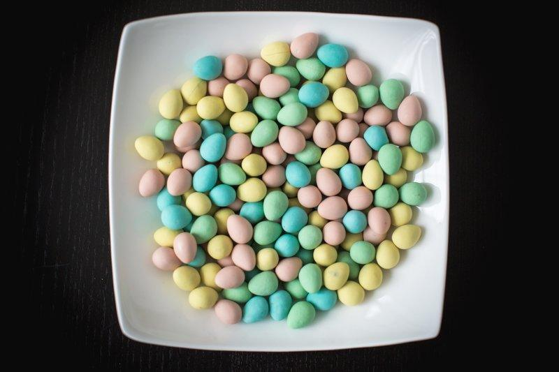 Chocolate Easter Mini Eggs