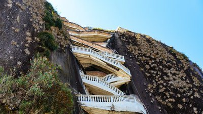 Cliffside Stairwell