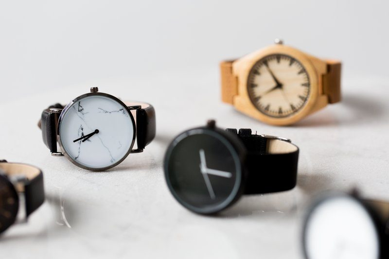 Modern Time Pieces