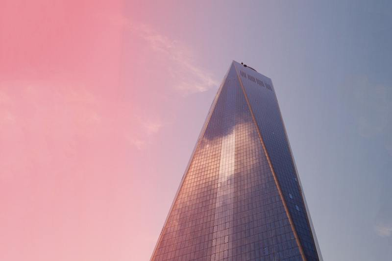 One World Trade, NYC