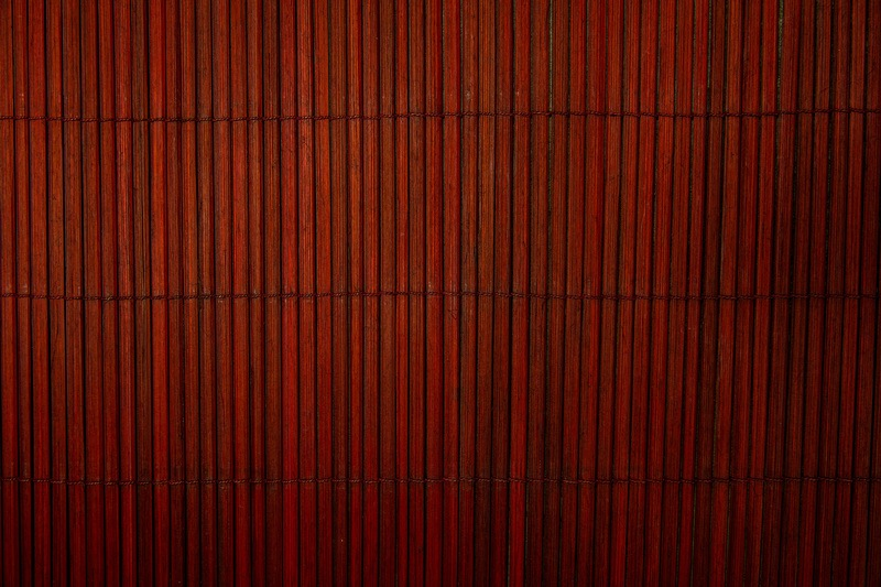 Red Bamboo Texture