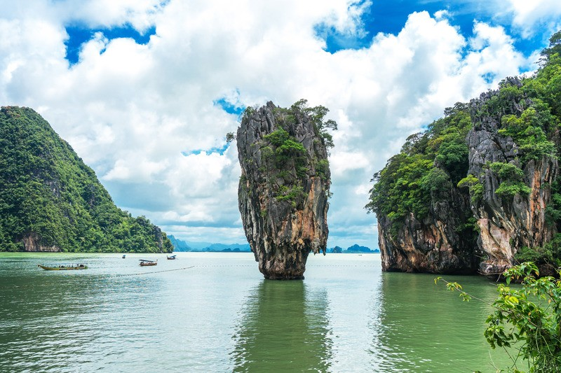 Thailand Cliffs