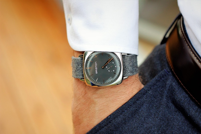 Watch and Suit