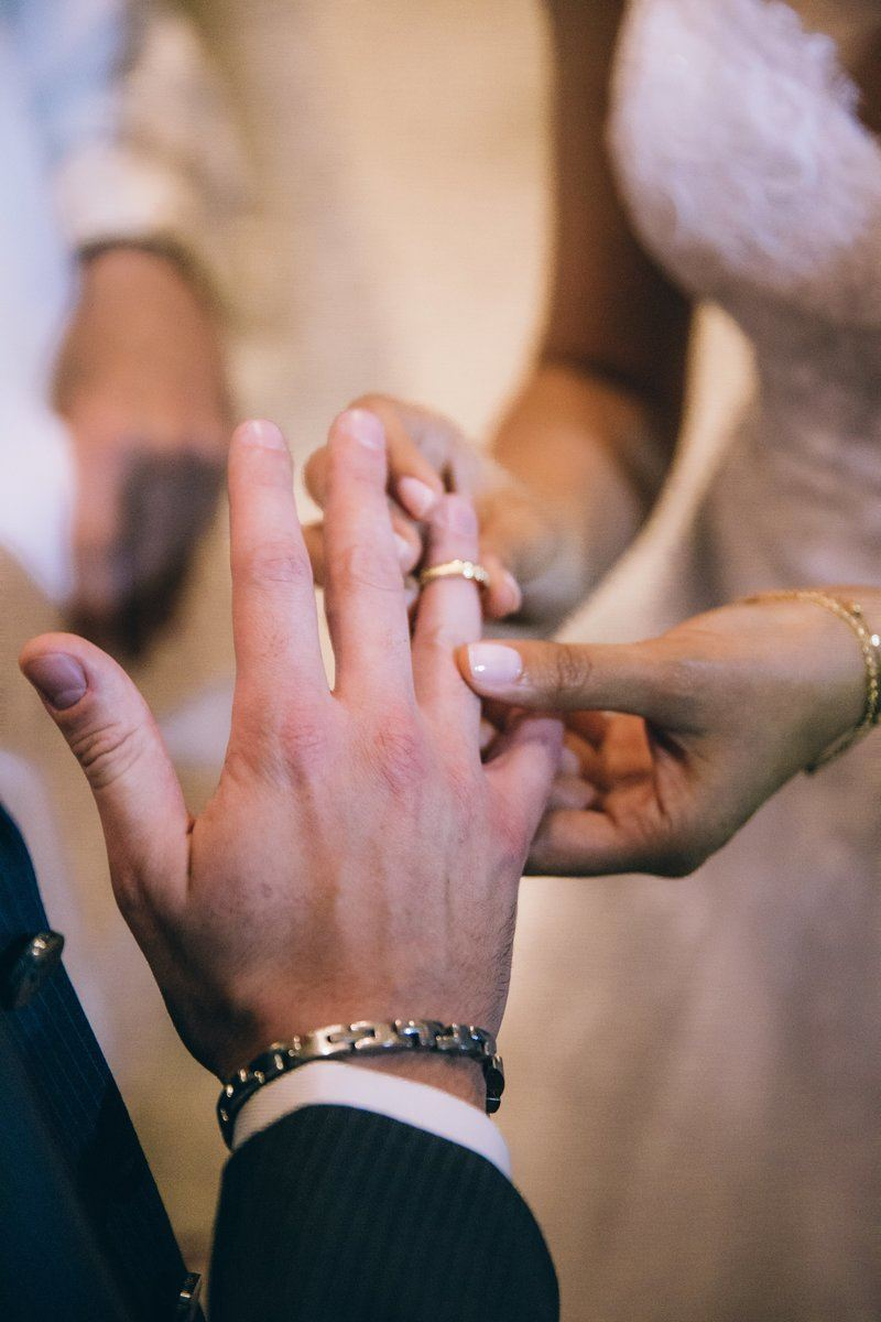 Wedding Ceremony Rings & Vows