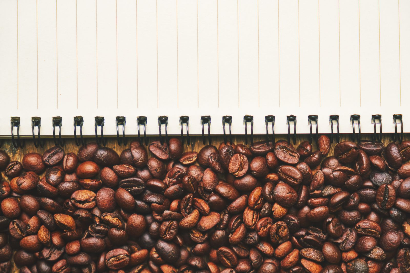 Coffee & Note Paper