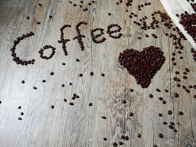 Love Coffee Beans